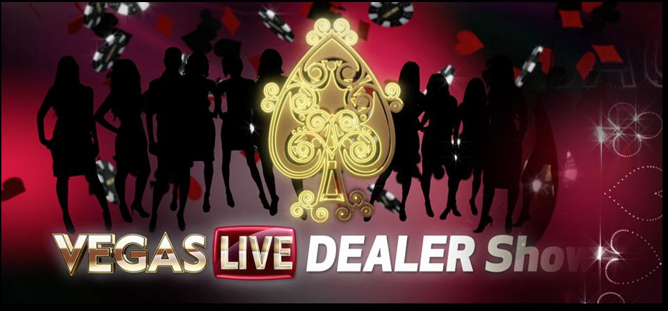 Vegas Live Dealer Show