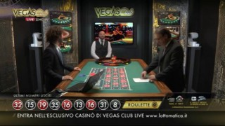 Vegas Club Live Show ultima puntata