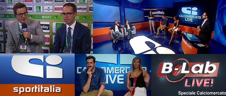 B-Lab LIVE! Speciale Calcio Mercato