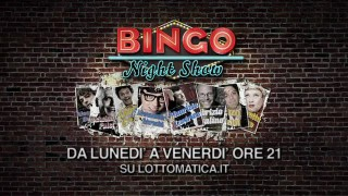 Promo Bingo Night Show