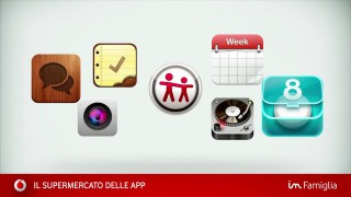 "Vodafone ""The app supermarket"""